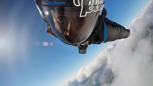 โลกแห่งการแข่ง Wingsuit สุดระทึก 200-MPH