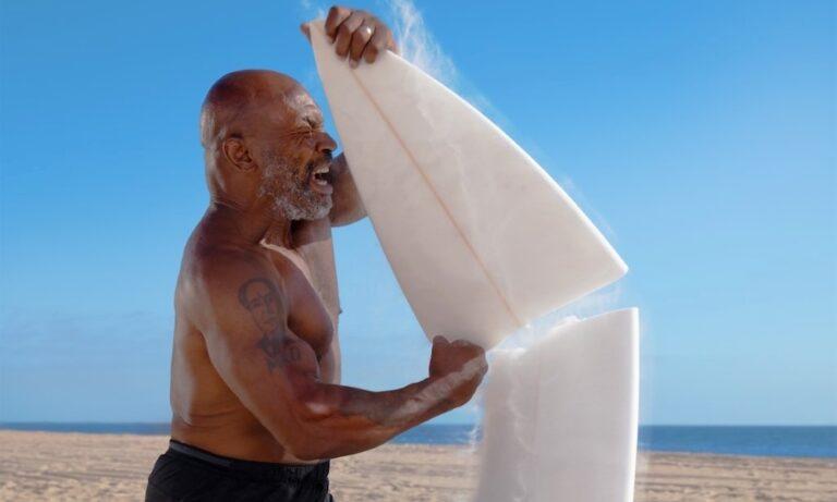 อาชีพใหม่ ไทสัน พร้อมรับงานลงสังเวียนกับฉลามขาว