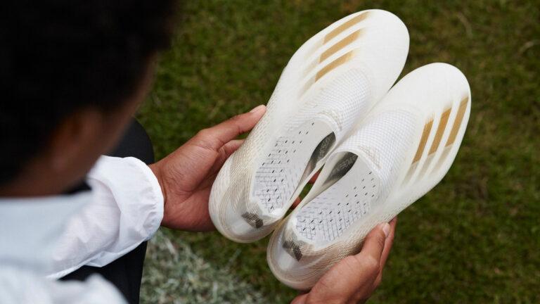 """อาดิดาส เปิดตัวรองเท้าฟุตบอล """"X GHOSTED"""" พุ่งทะยานสู่อีกระดับของความเร็ว"""